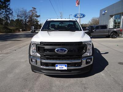 2021 Ford F-450 Regular Cab DRW 4x4, Cab Chassis #T6513 - photo 3