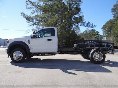 2021 Ford F-450 Regular Cab DRW 4x4, Cab Chassis #T6513 - photo 8