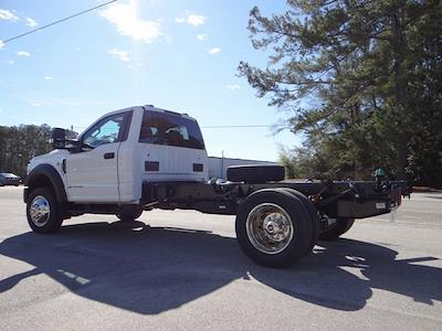 2021 Ford F-450 Regular Cab DRW 4x4, Cab Chassis #T6513 - photo 10