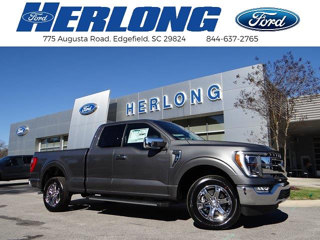 2021 Ford F-150 Super Cab 4x2, Pickup #T6524 - photo 1