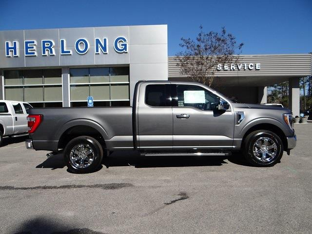 2021 Ford F-150 Super Cab 4x2, Pickup #T6524 - photo 11
