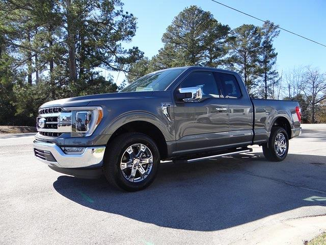 2021 Ford F-150 Super Cab 4x2, Pickup #T6524 - photo 4