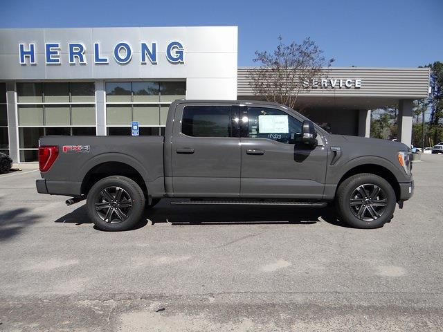 2021 Ford F-150 SuperCrew Cab 4x4, Pickup #T6527 - photo 11