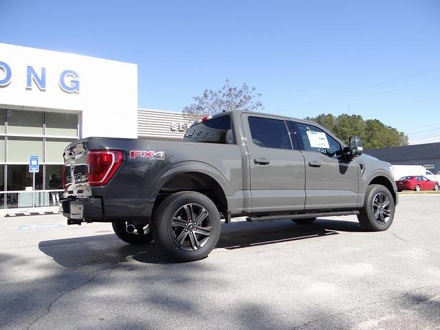 2021 Ford F-150 SuperCrew Cab 4x4, Pickup #T6527 - photo 2