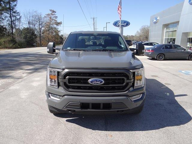 2021 Ford F-150 SuperCrew Cab 4x4, Pickup #T6527 - photo 3