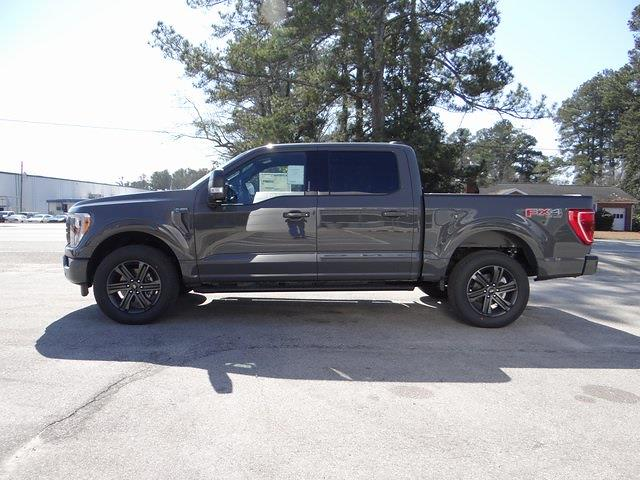 2021 Ford F-150 SuperCrew Cab 4x4, Pickup #T6527 - photo 10