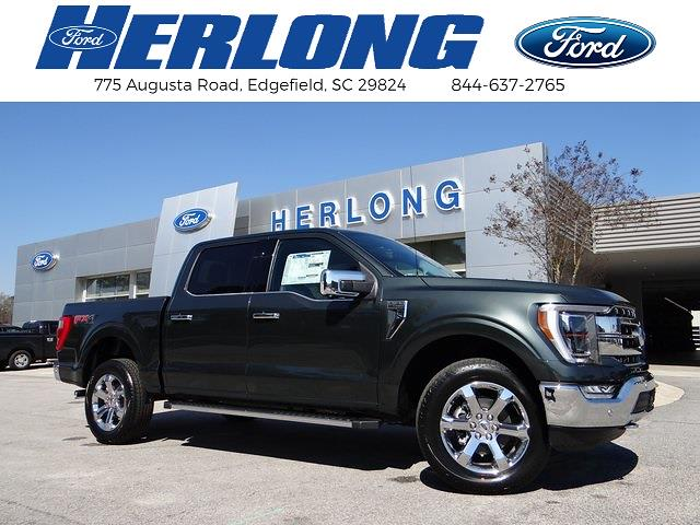 2021 Ford F-150 SuperCrew Cab 4x4, Pickup #T6530 - photo 1