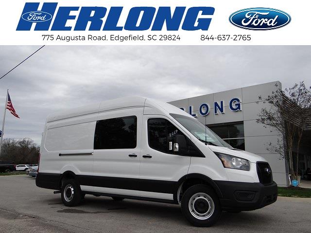 2021 Ford Transit 350 High Roof 4x2, Empty Cargo Van #T6534 - photo 1