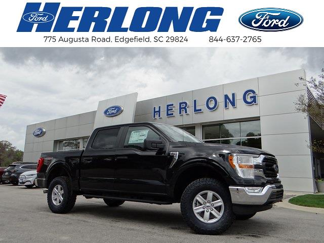2021 Ford F-150 SuperCrew Cab 4x4, Pickup #T6535 - photo 1
