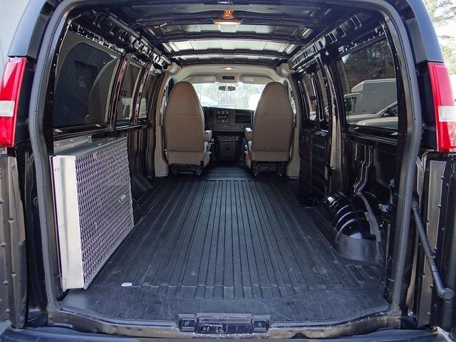 2014 Chevrolet Express 1500 4x4, Empty Cargo Van #T65381 - photo 1