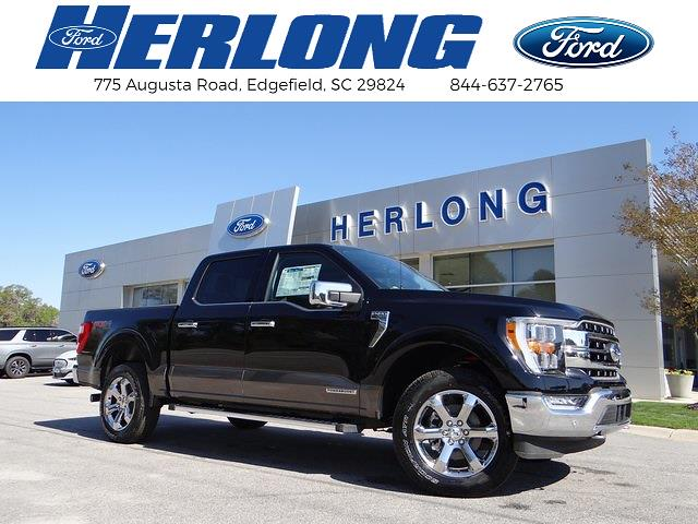 2021 Ford F-150 SuperCrew Cab 4x4, Pickup #T6545 - photo 1