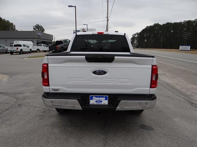 2021 Ford F-150 SuperCrew Cab 4x4, Pickup #T6548 - photo 11