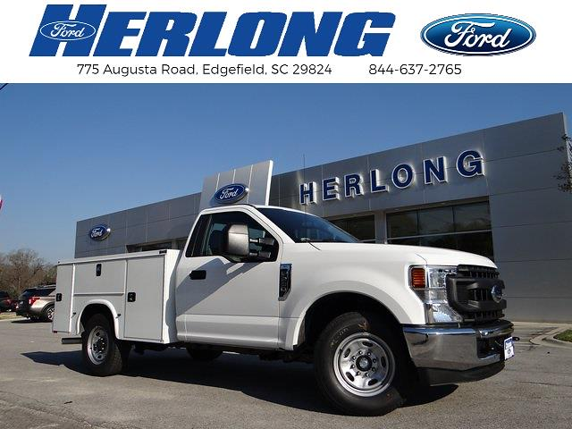 2021 Ford F-250 Regular Cab 4x2, Knapheide Service Body #T6552 - photo 1