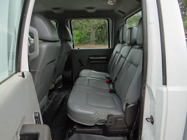 2015 Ford F-350 Crew Cab DRW 4x4, Service Body #T65531 - photo 22