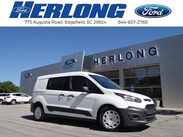2017 Ford Transit Connect 4x2, Empty Cargo Van #T65791 - photo 1