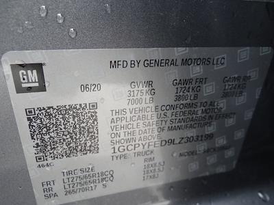 2020 Chevrolet Silverado 1500 Crew Cab 4x4, Pickup #T65972 - photo 26