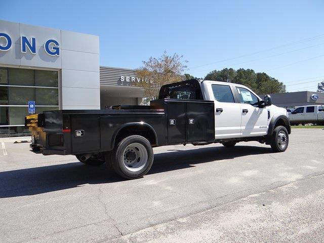 2021 Ford F-550 Crew Cab DRW 4x4, Knapheide Platform Body #T6614 - photo 1