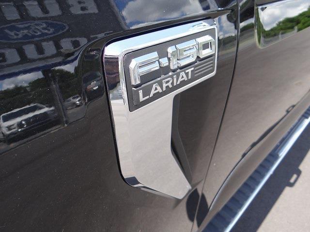 2021 Ford F-150 SuperCrew Cab 4x4, Pickup #T6615 - photo 21