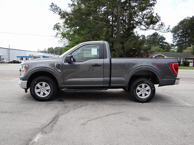 2021 Ford F-150 Regular Cab 4x4, Pickup #T6625 - photo 11