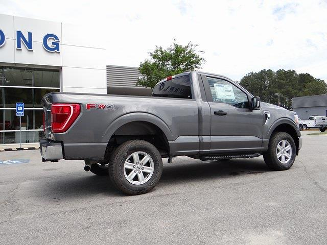 2021 Ford F-150 Regular Cab 4x4, Pickup #T6625 - photo 17