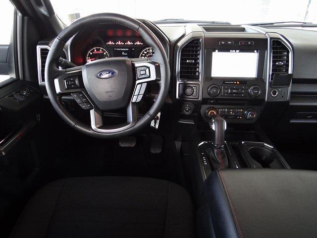2018 Ford F-150 SuperCrew Cab 4x4, Pickup #T66481 - photo 8