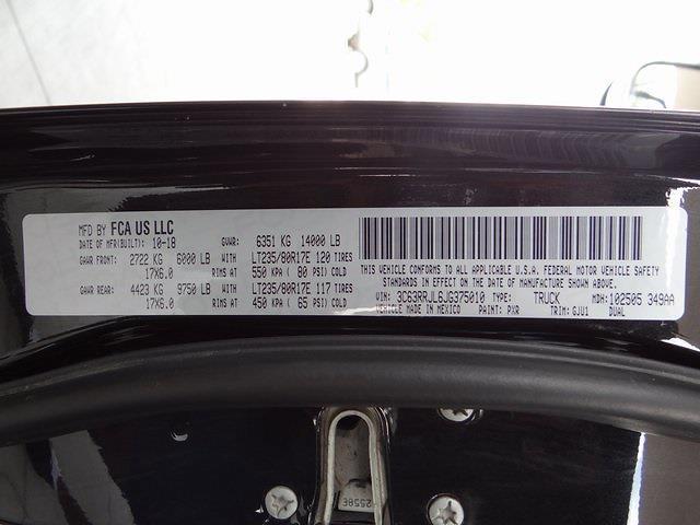 2018 Ram 3500 Crew Cab DRW 4x4, Pickup #T66621 - photo 28