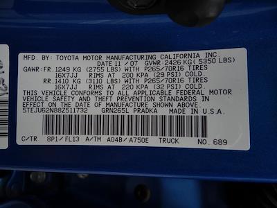2008 Toyota Tacoma Regular Cab 4x2, Pickup #T66701 - photo 26