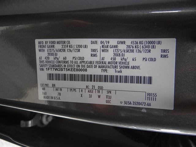 2019 Ford F-250 Crew Cab 4x4, Pickup #T66711 - photo 32