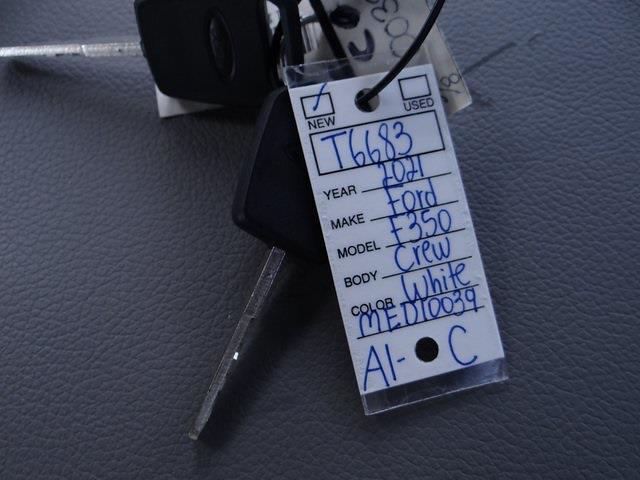 2021 F-350 Regular Cab DRW 4x2,  Platform Body #T6683 - photo 27