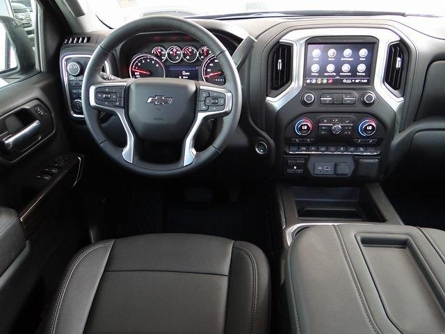 2021 Chevrolet Silverado 1500 Crew Cab 4x4, Pickup #T66861 - photo 8