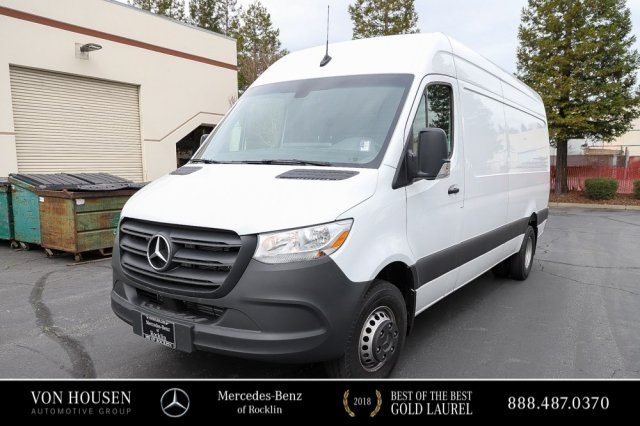 2019 Sprinter 3500XD High Roof 4x2, Empty Cargo Van #S1118 - photo 1