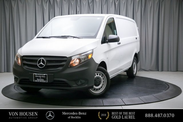 2020 Mercedes-Benz Metris RWD, Empty Cargo Van #S1215 - photo 1