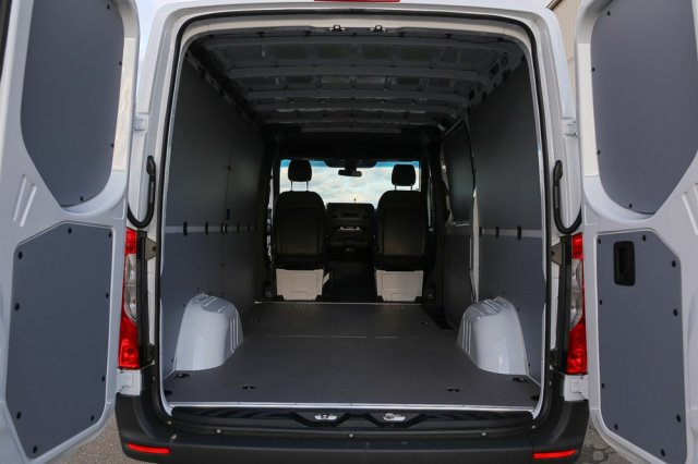2019 Sprinter 2500 Standard Roof, Empty Cargo Van #S1227 - photo 2