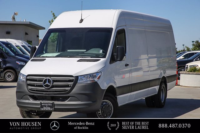 2019 Sprinter 3500XD High Roof 4x2, Empty Cargo Van #S1239 - photo 1