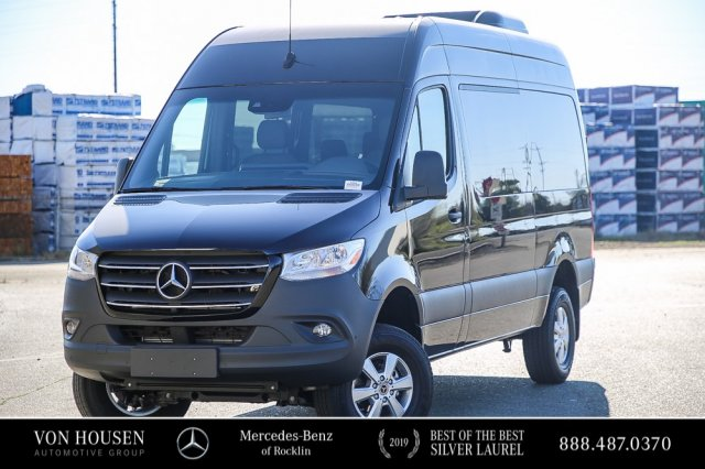 2019 Sprinter 2500 Standard Roof 4x4, Passenger Wagon #S1240 - photo 1