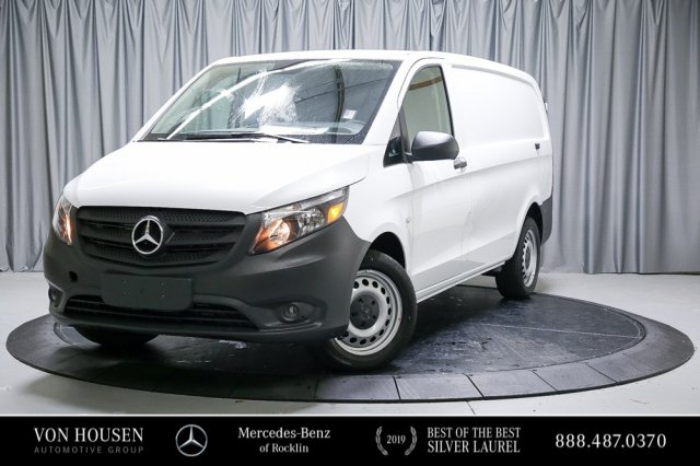 2020 Mercedes-Benz Metris RWD, Empty Cargo Van #S1248 - photo 1