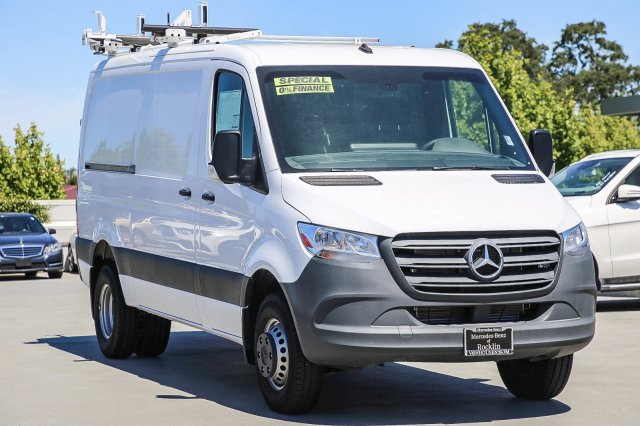 2019 Mercedes-Benz Sprinter 3500XD Standard Roof RWD, Empty Cargo Van #S1262 - photo 1