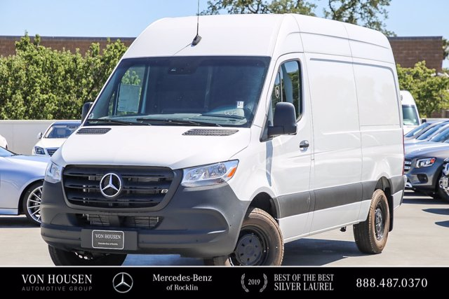 2020 Mercedes-Benz Sprinter 2500 Standard Roof RWD, Empty Cargo Van #S1273 - photo 1
