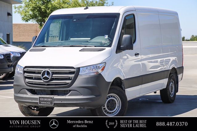2020 Mercedes-Benz Sprinter 2500 Standard Roof RWD, Empty Cargo Van #S1277 - photo 1