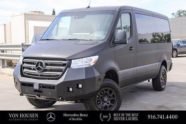 2020 Mercedes-Benz Sprinter 2500 Standard Roof 4x4, Empty Cargo Van #S1294 - photo 1
