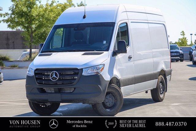 2020 Mercedes-Benz Sprinter 2500 Standard Roof RWD, Empty Cargo Van #S1299 - photo 1