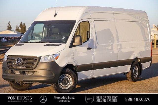 2020 Mercedes-Benz Sprinter 2500 High Roof RWD, Empty Cargo Van #S1312 - photo 1