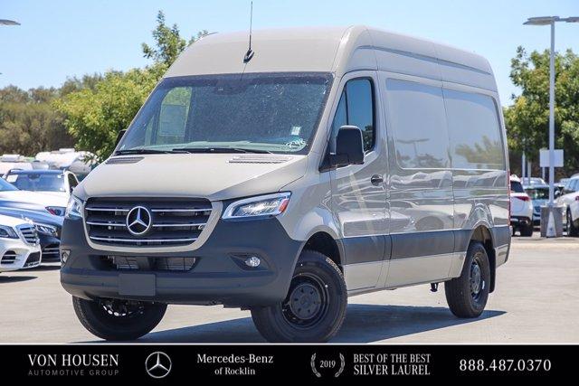 2020 Mercedes-Benz Sprinter 2500 Standard Roof RWD, Empty Cargo Van #S1315 - photo 1
