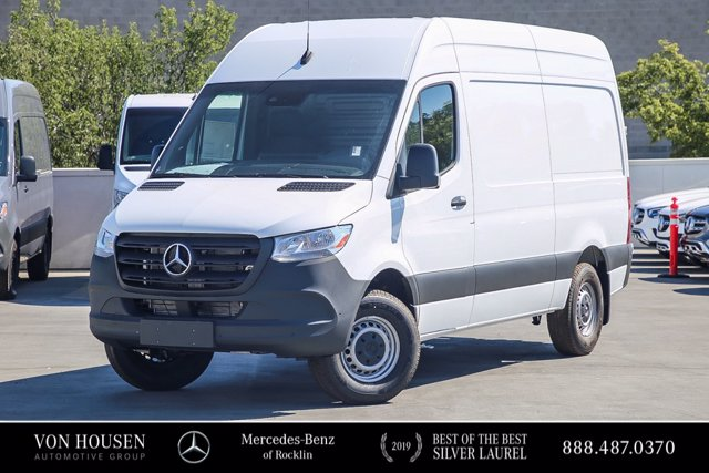 2020 Mercedes-Benz Sprinter 2500 Standard Roof RWD, Empty Cargo Van #S1316 - photo 1