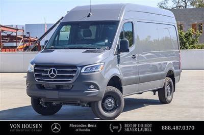 2020 Mercedes-Benz Sprinter 2500 Standard Roof 4x4, Empty Cargo Van #S1320 - photo 1