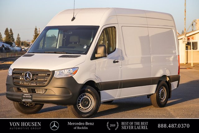 2020 Mercedes-Benz Sprinter 2500 Standard Roof 4x2, Empty Cargo Van #S1326 - photo 1