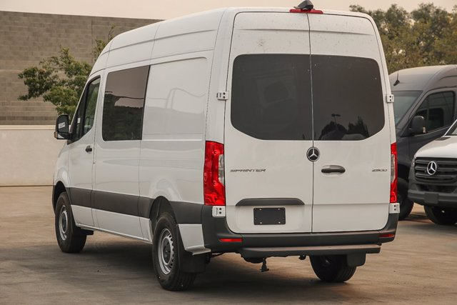 2020 Mercedes-Benz Sprinter 2500 Standard Roof RWD, Empty Cargo Van #S1336 - photo 1