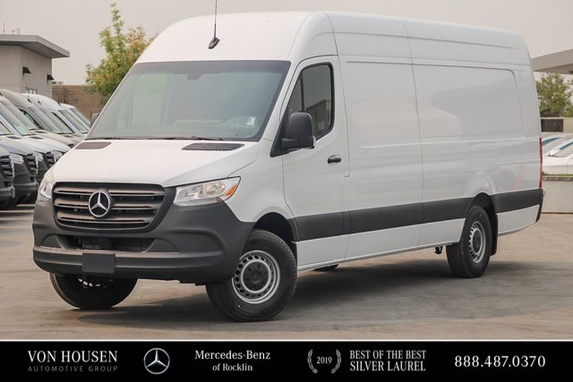 2020 Mercedes-Benz Sprinter 2500 High Roof RWD, Empty Cargo Van #S1337 - photo 1