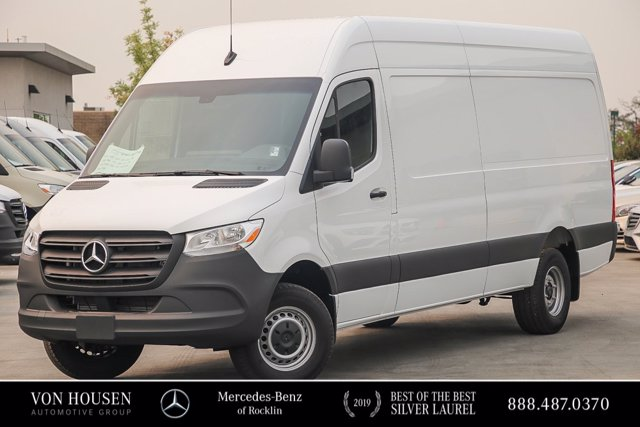 2020 Mercedes-Benz Sprinter 3500 High Roof RWD, Empty Cargo Van #S1338 - photo 1