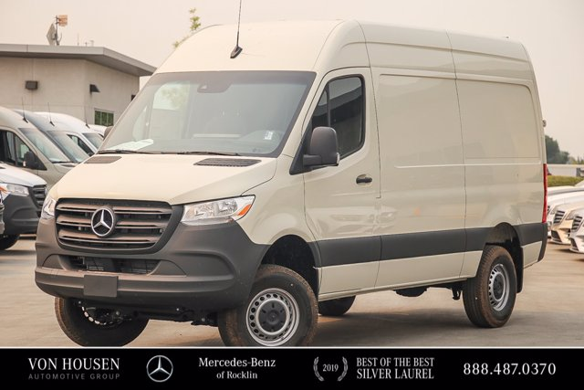 2020 Mercedes-Benz Sprinter 2500 Standard Roof 4x4, Empty Cargo Van #S1339 - photo 1